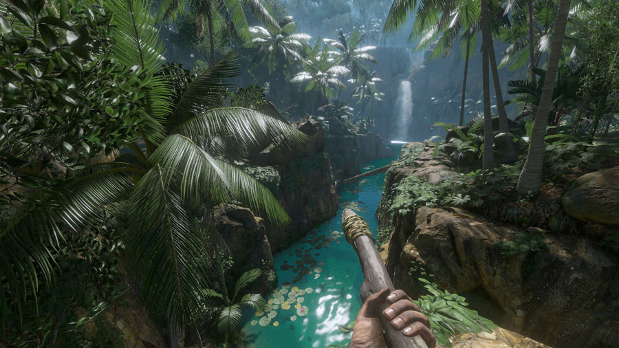 Green Hell : Open world survival simulator