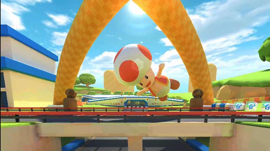 Mario Kart Tour : Donkey Kong Cup (New York Tour) - iphone