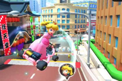 Mario Kart Tour : 3DS Mario circuit (Tokyo Tour, Rosalina Cup