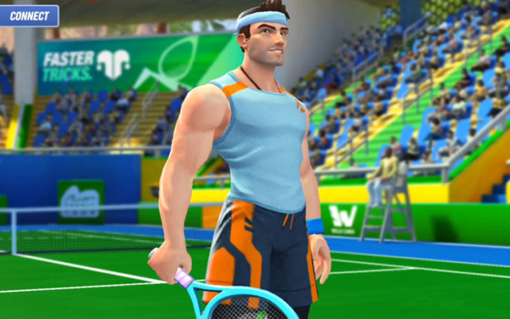 Tennis Clash : Climbing the Rankings to N°3 in Sydney (iphone)