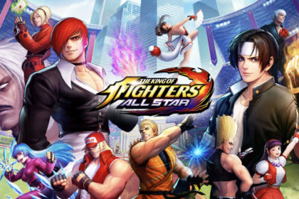The King of Fighters ALLSTAR : Beat'em all on your iphone (Chapter 1)