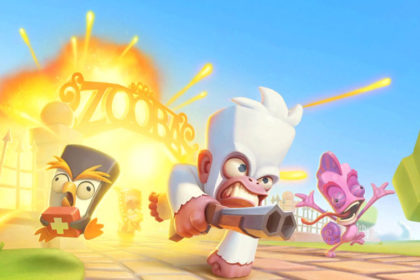 Zooba Zoo Battle Arena : Battle Royale on your iphone