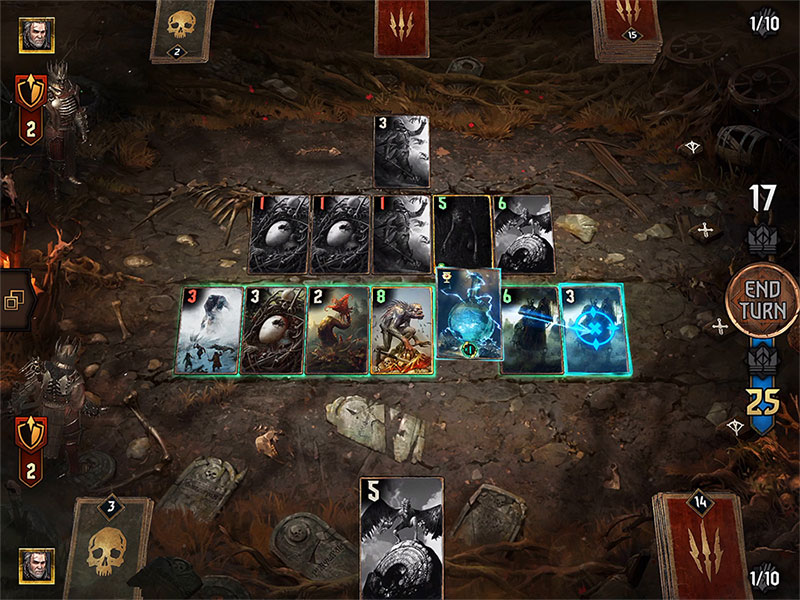 The monster deck is good to start with