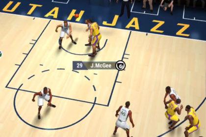 NBA Now new basketball game on iOS