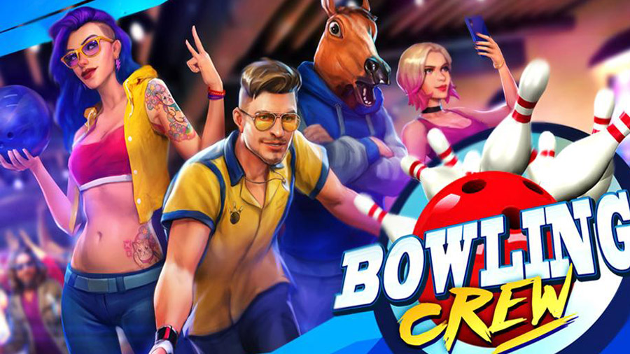 How to strike on Bowling Crew (ios)