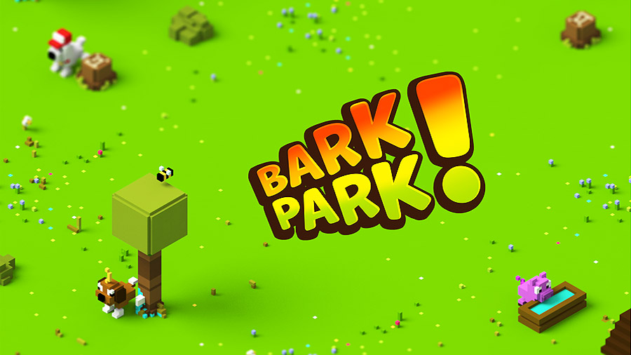 bark park iphone