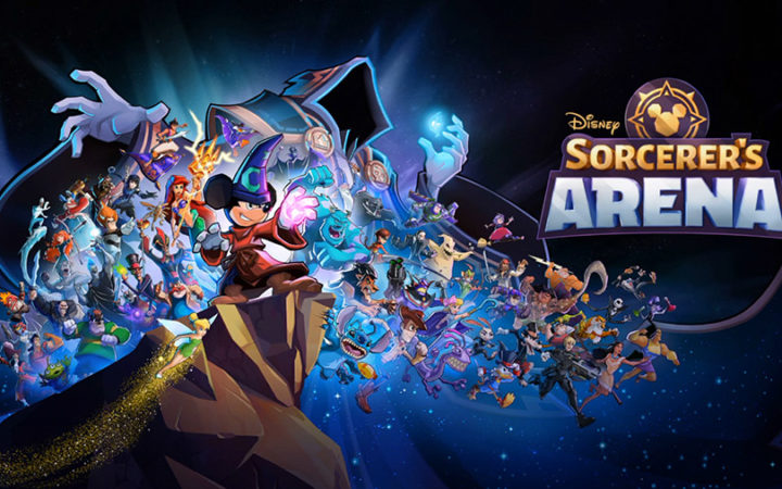 new disney rpg arena battles