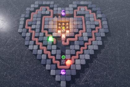 worm jazz iphone puzzle gameplay walkthrough