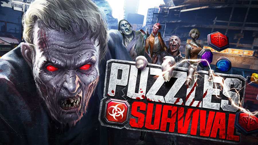 Puzzles & Survival mixes Match-3 with Strategy gameplay